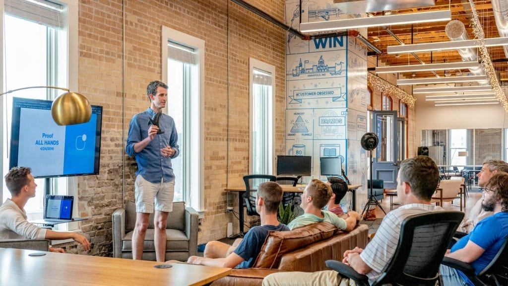 Successful Startup Company Not Difficult To Build